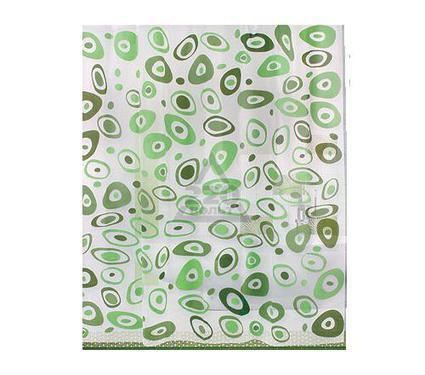 Штора для ванной комнаты VERRAN Blasa green 650-05