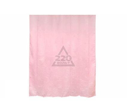 Штора для ванной комнаты WESS Reath pink T594-8