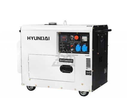 ��������� ��������� HYUNDAI DHY 6000SE