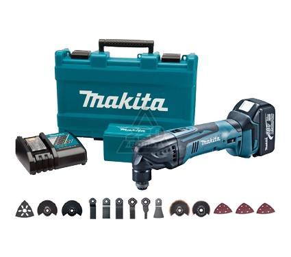 Инструмент многофункциональный MAKITA BTM40RFE(X3)  аккумуляторный