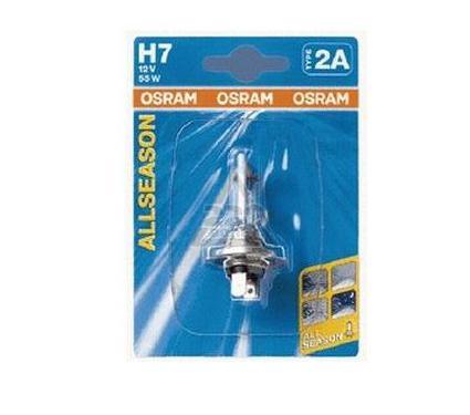 Лампа автомобильная OSRAM 64210ALL 55W PX26D 12V