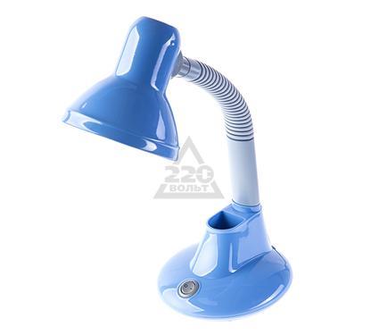 Лампа настольная ЭРА N-105 синяя