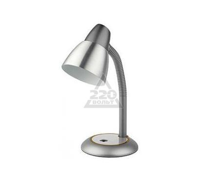 Лампа настольная ЭРА N-115 серая
