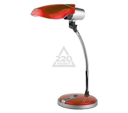 Лампа настольная ЭРА NE-301 красная