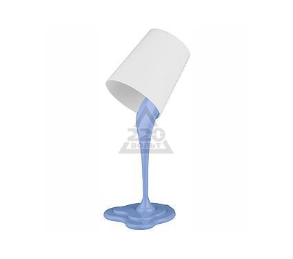 Лампа настольная ЭРА NE-306 голубая