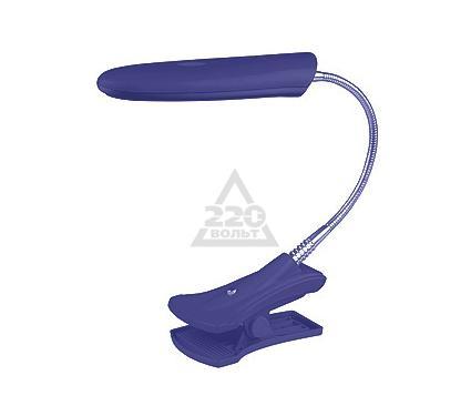 Лампа настольная ЭРА NL-207 синяя