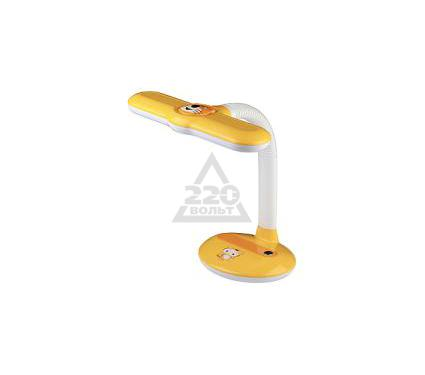Лампа настольная ЭРА NL-252 желтая