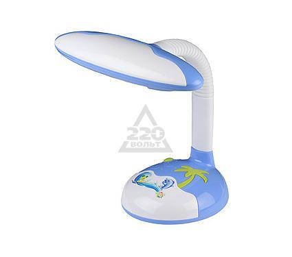 Лампа настольная ЭРА NL-250 синяя