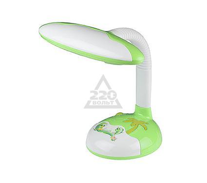 Лампа настольная ЭРА NL-250 зеленая