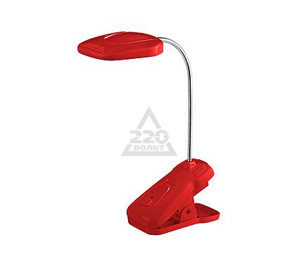 Лампа настольная ЭРА NLED-420 красная
