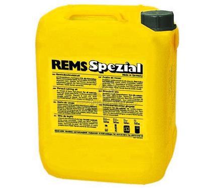 Масло для нарезания резьбы, 5л. REMS Специаль 140100