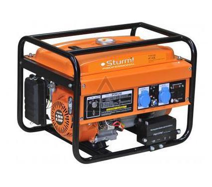 Бензиновый генератор STURM! PG8728E