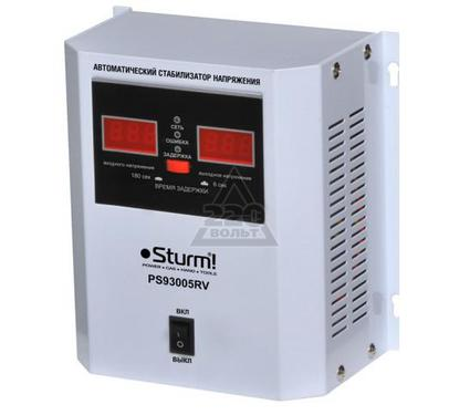 Стабилизатор напряжения STURM! PS93005RV
