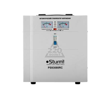 Стабилизатор напряжения STURM! PS93080RC