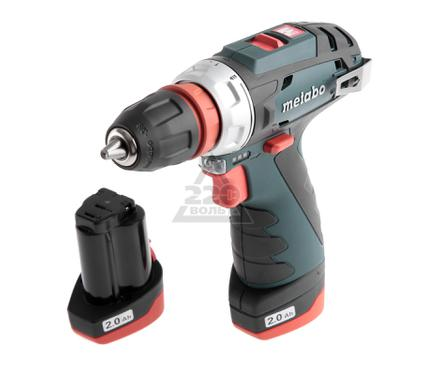 �������������� �����-���������� METABO POWERMAXX BS Quick 2+2
