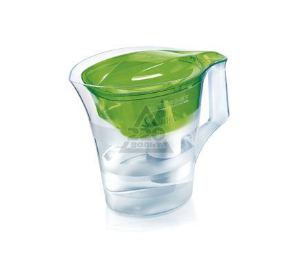 Фильтр для воды БАРЬЕР Твист Зеленый изумруд 4 л