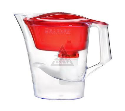Фильтр для воды БАРЬЕР Твист Красный рубин 4 л