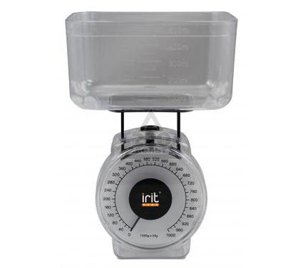 Весы кухонные IRIT IR-7135