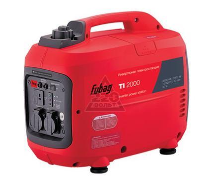 Инверторный бензиновый генератор FUBAG TI 2000