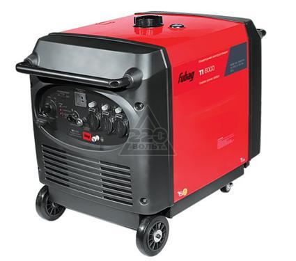Инверторный бензиновый генератор FUBAG TI 6000