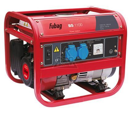 Бензиновый генератор FUBAG BS 1100