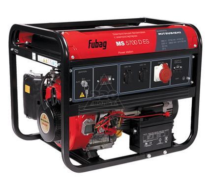 Бензиновый генератор FUBAG MS5700DES