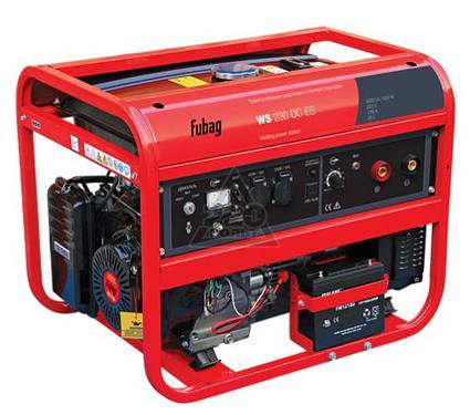 Сварочный бензиновый генератор FUBAG WS 230DC ES