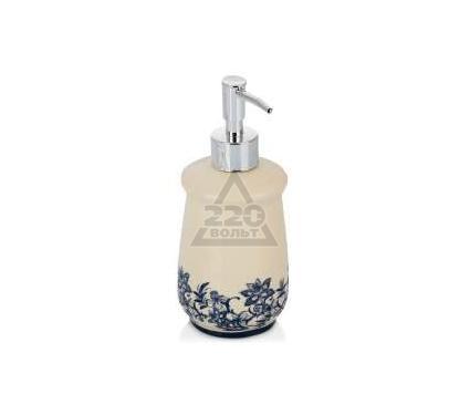 Дозатор для жидкого мыла VERRAN Blue crack 870-09
