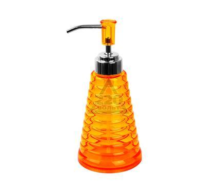 Диспенсер для жидкого мыла VERRAN Azure orange 871-45