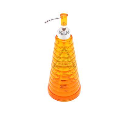 Дозатор для жидкого мыла VERRAN Azure orange 874-45