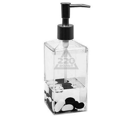 Дозатор для жидкого мыла WESS Black and White G87-06