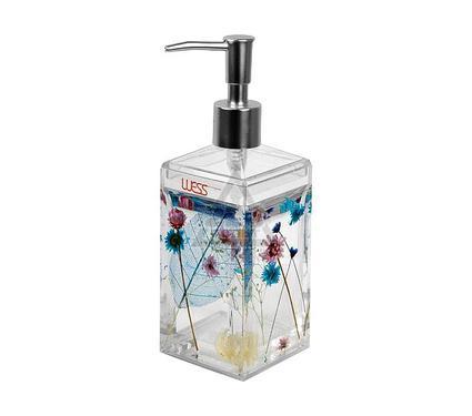 Дозатор для жидкого мыла WESS Estelia G87-32