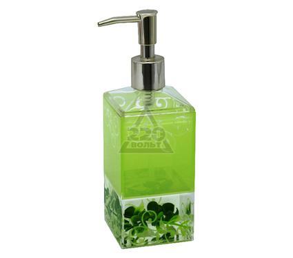Дозатор для жидкого мыла WESS Silenzio green G87-68