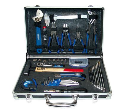 Набор инструментов в чемодане, 70 предметов UNIPRO U-193