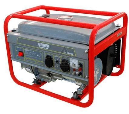 Бензиновый генератор UNIPRO GT4000CX