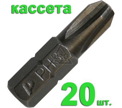 Бита ПРАКТИКА 036-629 Ph3 25мм, Профи, 20шт.