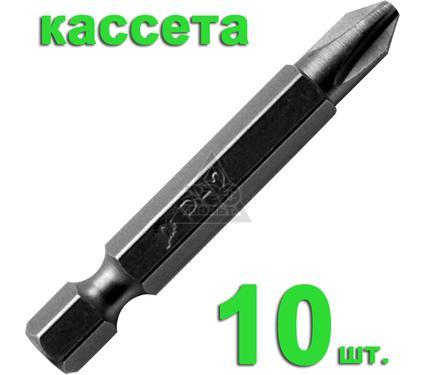 Бита ПРАКТИКА 036-704 Ph2 50мм, Профи, 10шт.