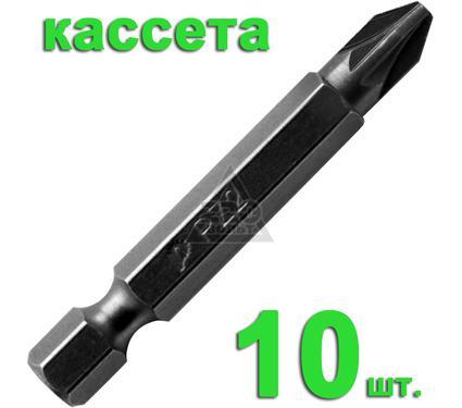 Бита ПРАКТИКА 036-735 Pz2 50мм, Профи, 10шт.