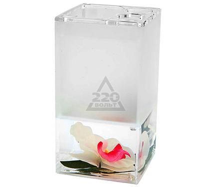Стакан для зубных щеток WESS White Orchid G86-13