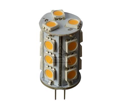 Лампа светодиодная ECON LED G4 3Вт 3000K 12V