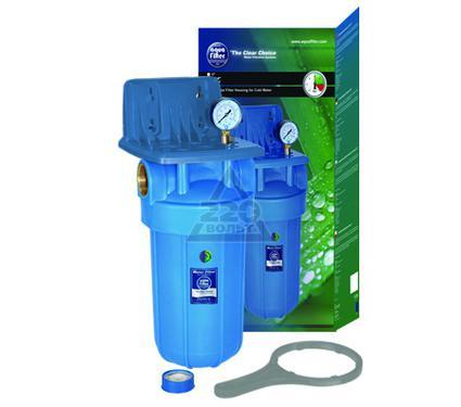 Фильтр магистральный для воды AQUAFILTER FH10B1-B-WB