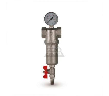 Фильтр магистральный для воды AQUAFILTER FHMB34_X