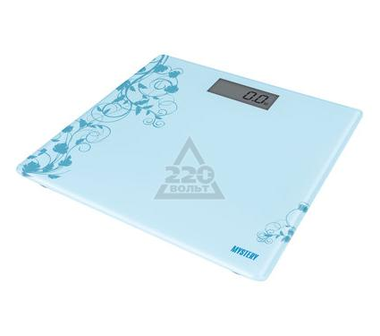 Весы напольные MYSTERY MES-1808 blue