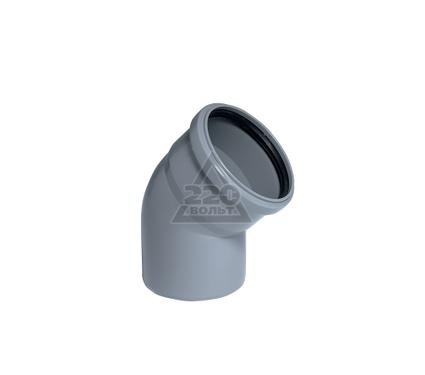 Отвод OSTENDORF 32мм 45 градусов