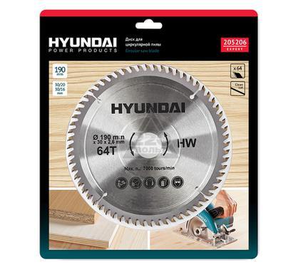 Круг пильный твердосплавный HYUNDAI 205206
