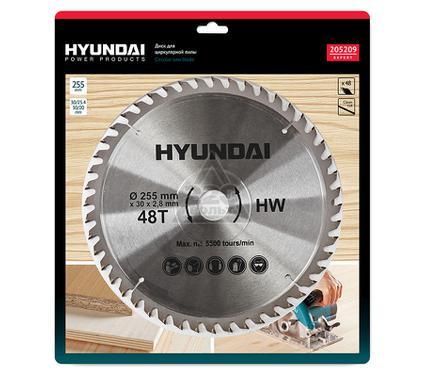 Круг пильный твердосплавный HYUNDAI 205209