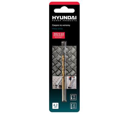 Сверло по металлу HYUNDAI 202110