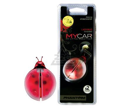 Ароматизатор PHANTOM MY CAR PH3132 Ladybug