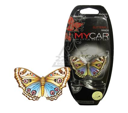 Ароматизатор PHANTOM MY CAR РН3409 Butterfly