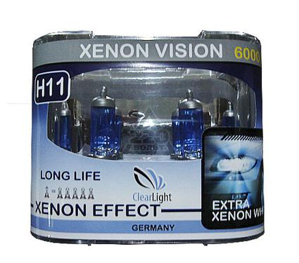 Лампа головного света CLEARLIGHT MLH7XV XenonVision